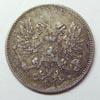 Серебряные 25 пенни до чистки